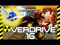 Mario Kart Wii - Biking & Karting In Crazy Custom Track Races - The ThunderBlue!