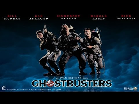 Ghostbusters(1984) Movie Review & Retrospective