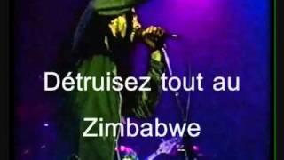 Bob Marley & the Wailers ZIMBABWE SOUS-TITRES FR