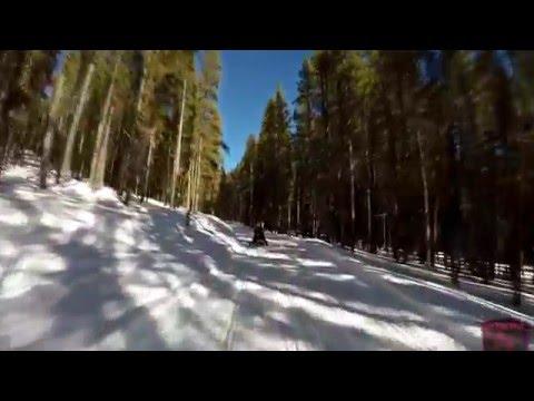 Breckenridge Colorado Snowmobile Adventure to the Continental Divide!