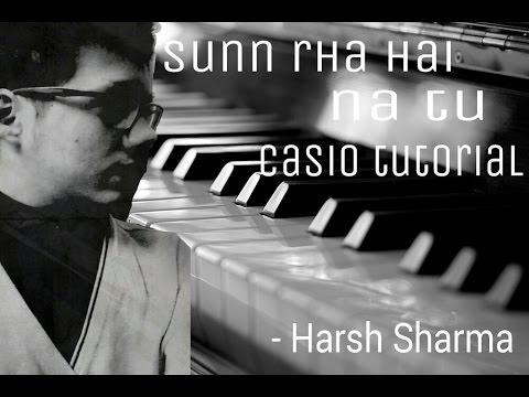 Aashiqui 2 ( Sun raha hai na tu) A73 piano Station | FunnyDog TV
