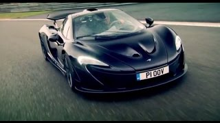 McLaren P1: The Widowmaker! - Top Gear - Series 21 - BBC(Clarkson takes the stunning hybrid hypercar McLaren P1 out for a blindingly fast lap around Spa. Clip taken from series 21, episode 2. Click here for more ..., 2014-10-27T09:52:03.000Z)
