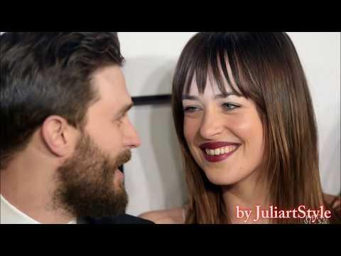 Jamie Dornan & Dakota Johnson moments