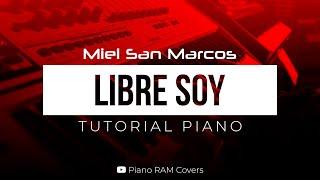 Miel San Marcos - Libre soy (Acordes) Álbum Pentecostés 2017