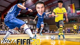 FIFA 20 VOLTA Story ☆ Mein erstes SPIEL gegen einen ECHTEN MENSCHEN! #04