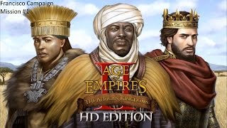 Age of Empires 2 HD - African Kingdoms - Francisco