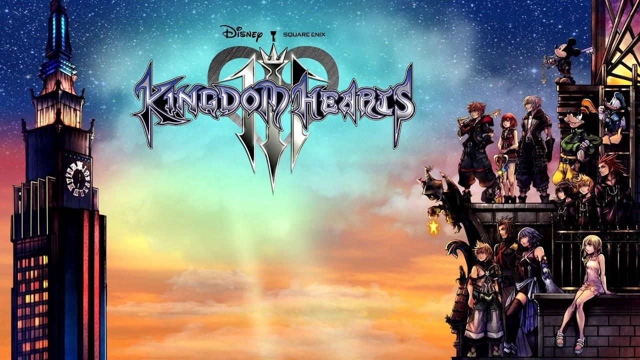 kingdom hearts iii 中文 版