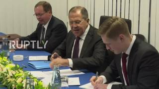 Germany  Lavrov meets with France's Ayrault on sidelines of OSCE Ministerial Council