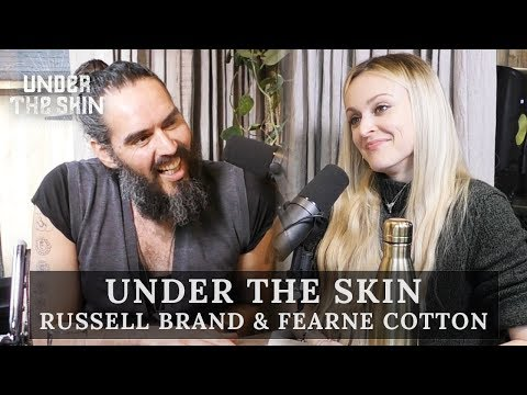 Fearne Cotton Tells Russell Brand Her Self Care Ritual!