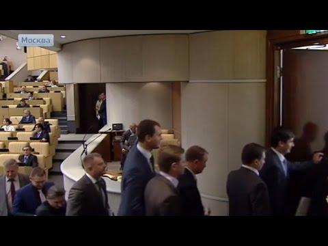 Жириновский увел свою