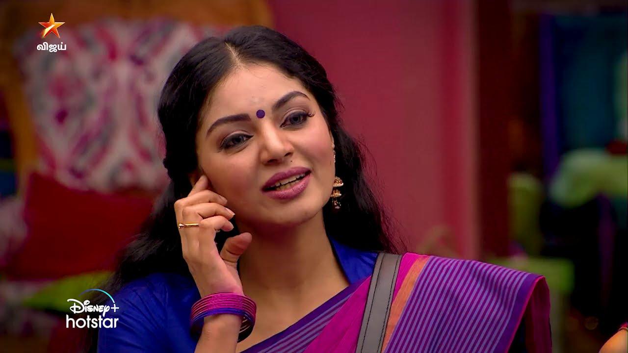 Download Bigg Boss Tamil Season 4  | 6th December 2020 - Promo 3