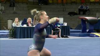 Utah State Gymnastic Highlights from 2017 MRGC Championships