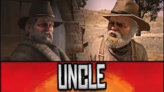 Red Dead Redemption 1 & 2  Comparison - Uncle Video