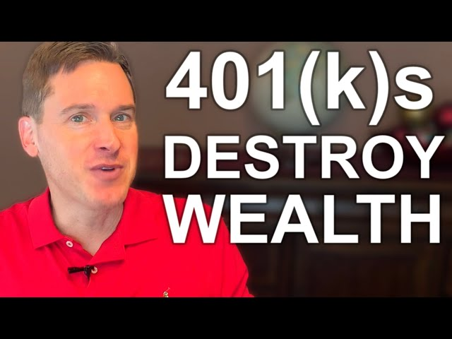 401(k) Plans Make You Poorer—2 Million Is Not Enough To Retire On!