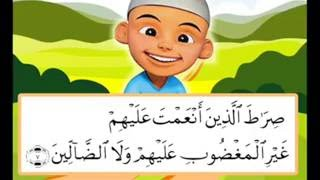 Video QS. Al-Fatihah, Al-Ikhlas, Al-Falaq & An-Nas - Belajar Mengaji Bersama Ipin & Upin download MP3, 3GP, MP4, WEBM, AVI, FLV September 2018