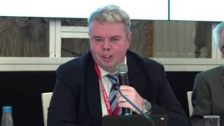 KEF-2016. Реструктуризация необслуживаемых кредитов: какие уроки Украины: Дмитрий Сологуб