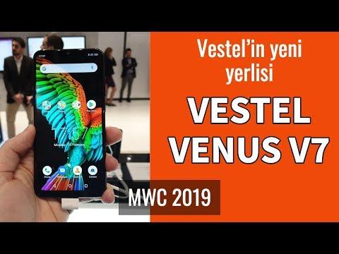 Vestel Venus V7 Ön İnceleme