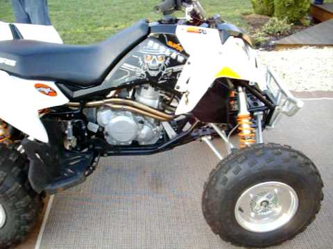 2007 Polaris Ktm Outlaw 525 Youtube