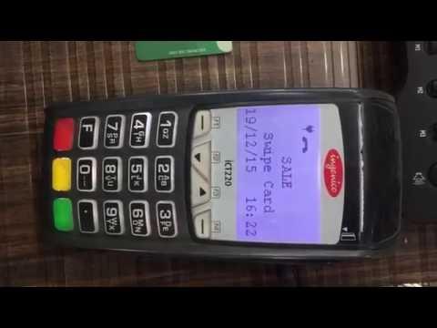 How To Use Debit Card In Swipe Pos Machine
