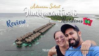 Adaaran Select Hudhuranfushi Resort - Review 2019 |Travel Vlog