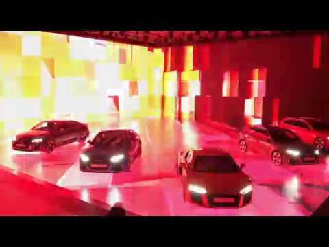 The Audi Brand Experiemce Singapore 2018   Highlights