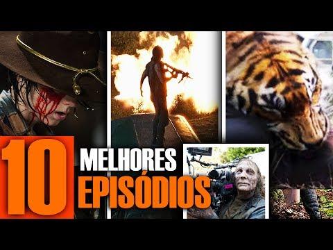 10 Melhores Episódios DIRIGIDOS Por Greg Nicotero TWD