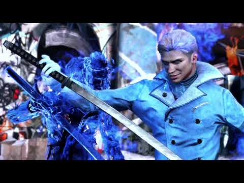 Devil May Cry™ Epic Vergil Boss fight |
