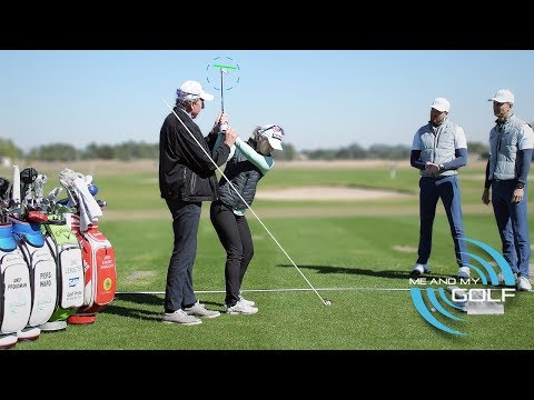 COACHING A TOUR PRO WITH DAVID LEADBETTER
