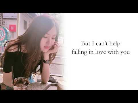[AUDIO] Rosé - Can't help falling in love