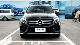 2018 Mercedes Benz GLE 400 Overview