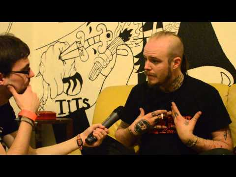 Interview with Shining @ Brussels - December 2013