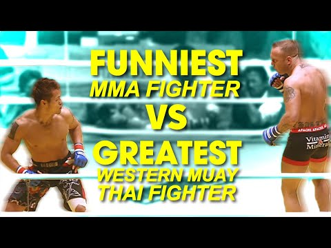 Funniest MMA Fighter