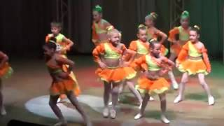 Детские танцы   Веселая песенка, Свинка Пеппа