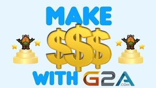 Tutorial G2A Goldmine Guide How To Put Your Banner On Twitch & Create Referral Links