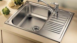 Неприятный запах из раковины на кухне-как устранить| #edblack