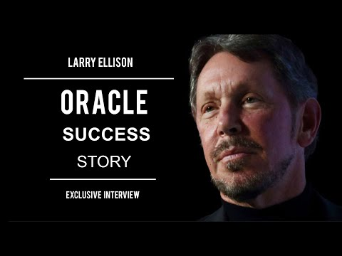 Exclusive interview of Larry Ellison - ceo of oracle corp