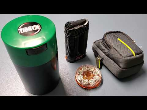 Soft Case for Storz & Bickel Crafty+ vaporizer