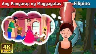 Ang Pangarap ng Maggagatas | Milkmaid's Dream Story in Filipino | Filipino Fairy Tales
