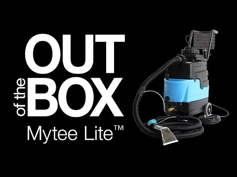 Out of the Box: 8070 Mytee Lite™