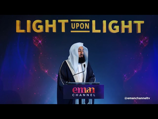 Doubting the Test  - Mufti Menk
