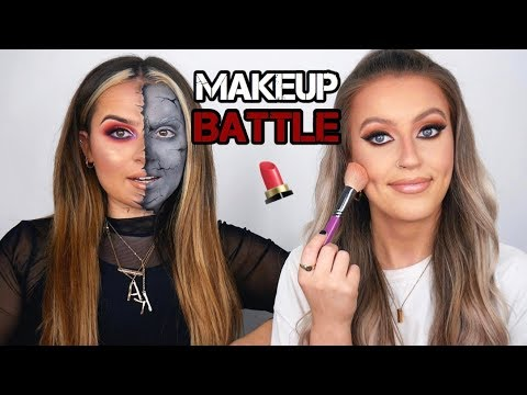 STYLE SWAP MAKEUP BATTLE ft. Aideen Kate thumbnail