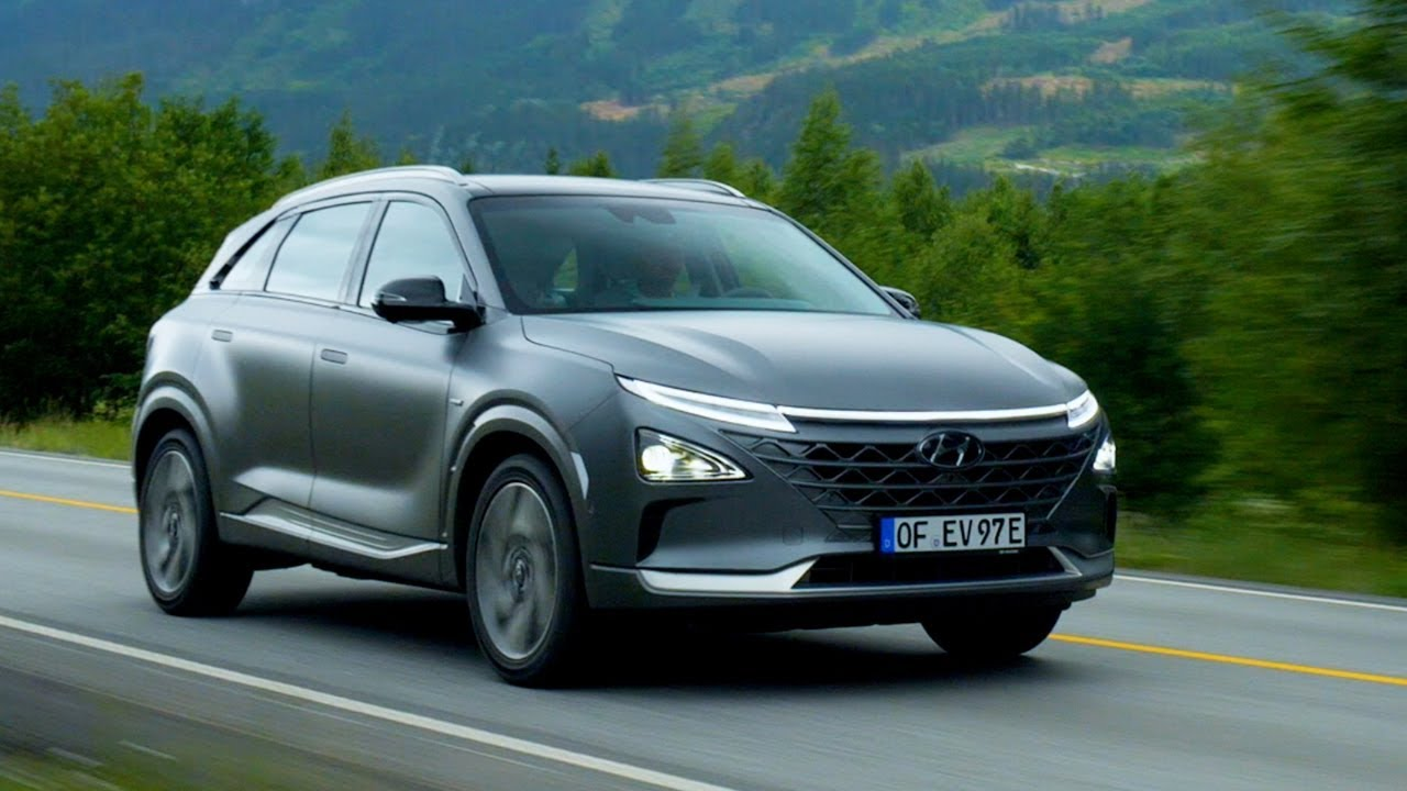 Anwb Test 2018 Hyundai Nexo 4 Bijtelling Ook Na 2019 Youtube