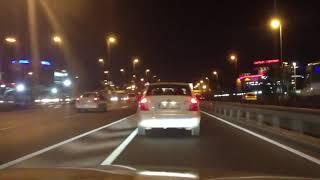 Arabada müzik keyfi Audi A3 makas show