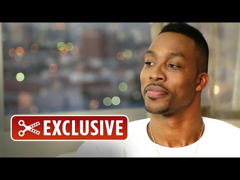 Exclusive Interview - Dwight Howard on 'In The Moment' Documentary (2014) HD