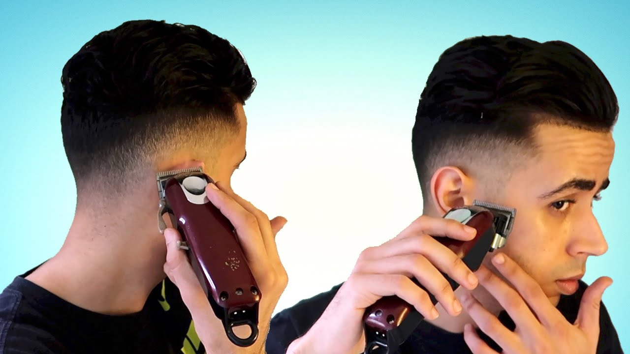 How to not cut your own hair - YouTube