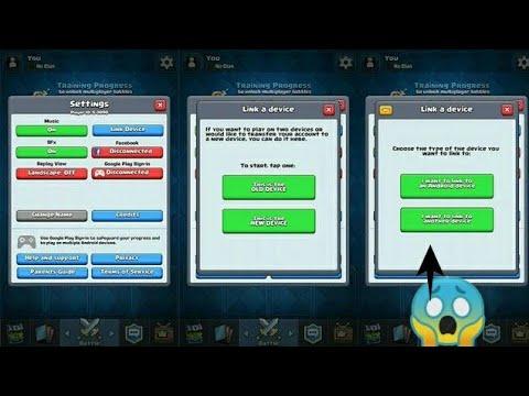 ¿Cómo recuperar cuenta de Clash Royale sin tenerla asociada con Google Play?[androidgamer]
