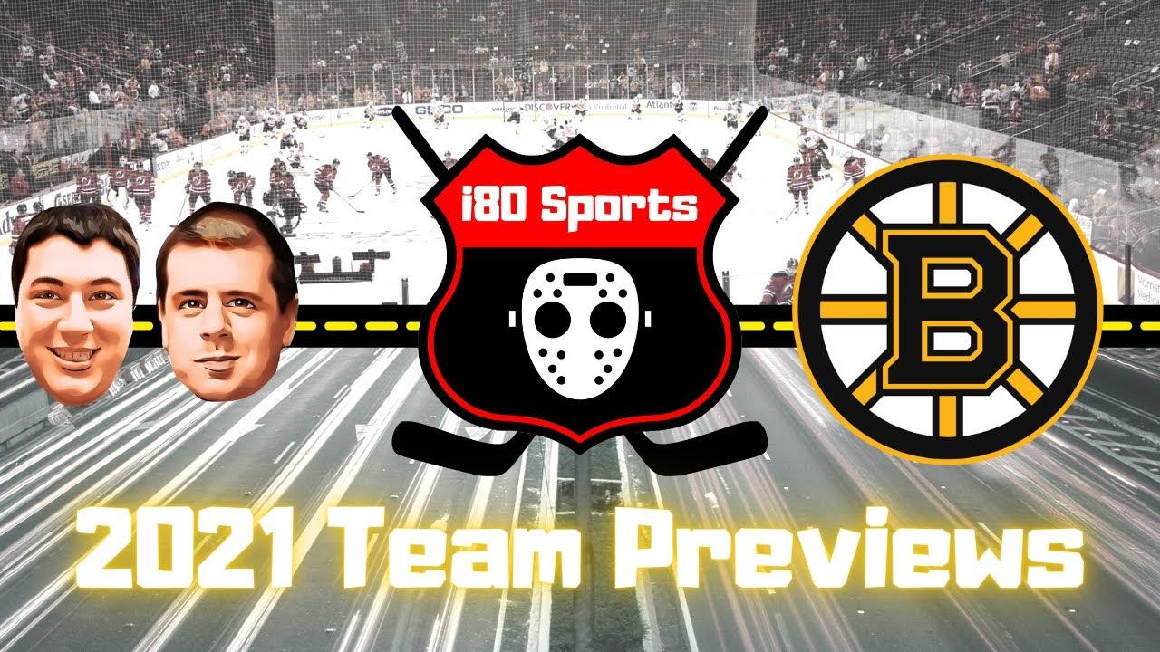 NHL - Boston Bruins 2021/2022 Team Preview