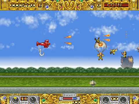 Boogie Wings (Asia v1.5, 92.12.07) [MAME] [shortplay]