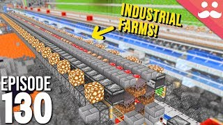 Hermitcraft 6: Episode 130 - More INDUSTRY!