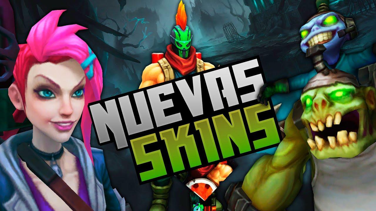 Jinx League Of Legends Skins